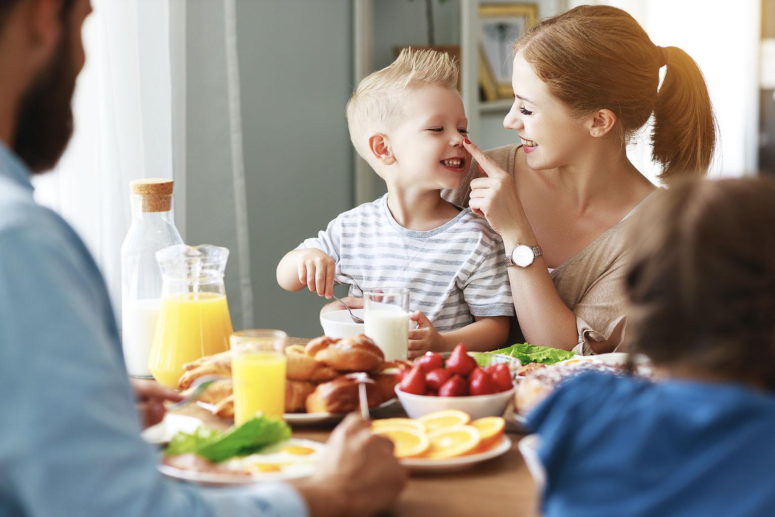 Sprawdź 7 pomysłów na śniadanie dla niejadka.